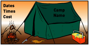 Preview of Summer Camp: Custom Tent